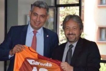 Ankara Galatasaraylı Yönetici ve İşadamları Derneği ziyareti