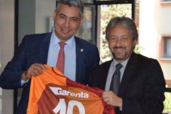 Rencontre avec l'Association Galatasaray des hommes d'affaires