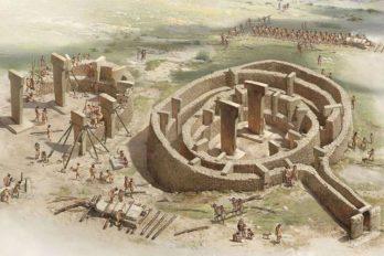 Göbeklitepe En Eski İnanç Merkezi
