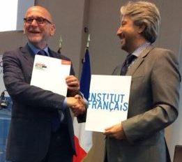 Fransız Ulusal Uzaktan Eğitim Merkezi (CNED) ile anlaşma