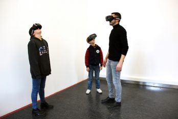 Micro-Folie  à Ankara / Atelier VR & imprimante 3D