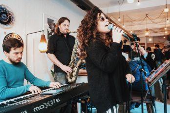 Muzik Bazar / Cansu Nihal Akarsu Band