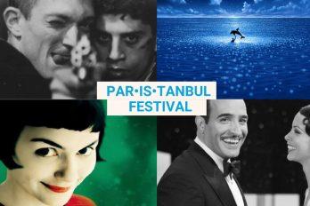 PAR-IS-TANBUL Festival – Açık hava sinemasi