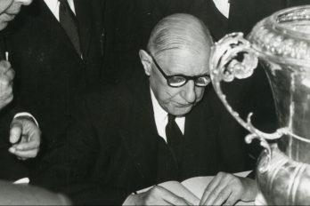 Rencontre : Les relations franco-turques à l'époque du Général de Gaulle (1958-1969)