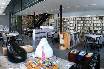 Kütüphanemiz yenilendi !