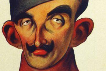Exposition : Cent ans après la guerre des dessins