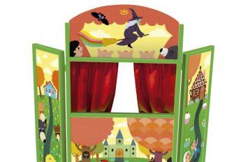 Médiathèque : Spectacle de marionnettes
