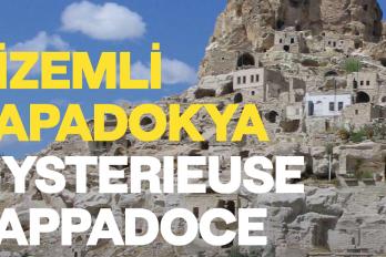 IFT ARKEOLOJİ: GİZEMLİ KAPADOKYA