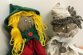Spectacle de marionnettes : Les aventures de Justine et Sébastien