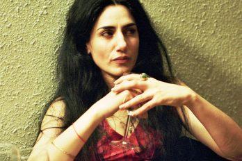 Au delà des frontières: Ronit Elkabetz