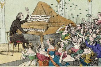 Sergi: Liszt, Doğu'dan İzdüşümler