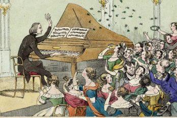 Exposition : « Les Orientales de Liszt »