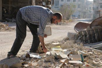 Projection suivie d'une rencontre avec la réalisatrice « Daraya: la bibliothèque sous les bombes »