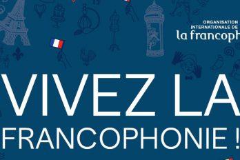 Vivez la Francophonie 2019 !
