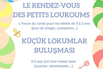 Lecture de contes : « Le rendez-vous des petits Loukoums »