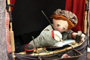La Cabane de Pepe : 13ème édition des Journées Internationales de la Marionnette