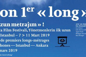 1. « Uzun Metrajım » Fransızca Film Festivali