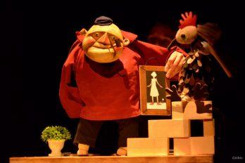 La maison en petits cubes : 13ème édition des Journées Internationales de la Marionnette