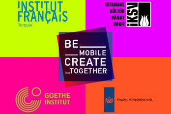 Açık çağrı: Be Mobile – Create Together sanatçı rezidansı projesi