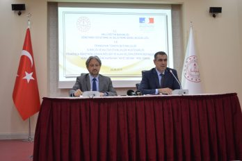Fransa Büyükelçiliği'nden Fransızca öğretmenlerine formasyon
