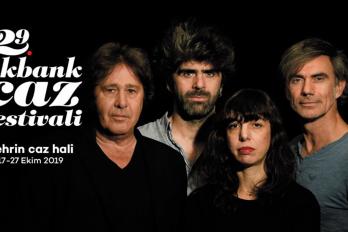 Concert : Louis Sclavis Quartet – « Characters on a Wall »– Akbank Jazz Festival