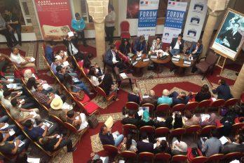 ADAYLIK ÇAĞRISI : 5. Avrupa-Akdeniz Genç Liderler Forumu