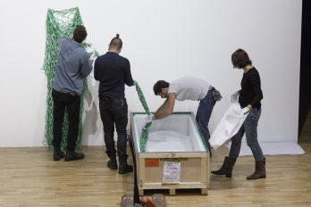 """Etkinlik: """"Performing Art"""", Noé Soulier"""