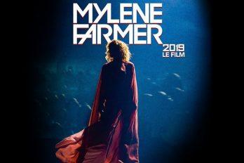 CONCERT DE MYLÈNE FARMER AU CINÉMA