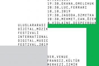 digitIZMir_5 Uluslararası Dijital Müzik Festivali