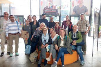 La formation des enseignants FLE liés au MEB continue à Vichy
