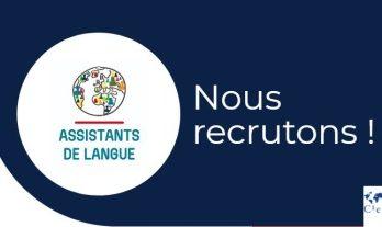 """Fransa'da """"dil asistanı"""" olmak ister misiniz?"""