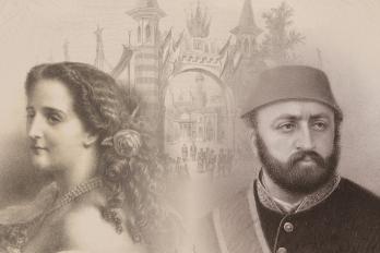 Exposition : Un Sultan à Paris, une Impératrice à Constantinople, 1867-1869