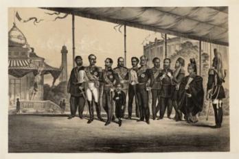 Table ronde : Un Sultan à Paris, une Impératrice à Constantinople : Politiques impériales et Contexte international, 1867-1869