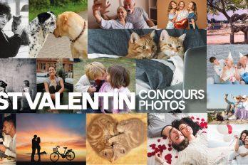 Concours Photos St Valentin