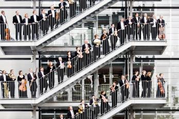 Müzik: Strazburg Filarmoni Orkestrası