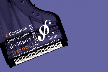 Le Concours International de Piano – Istanbul Orchestra'Sion