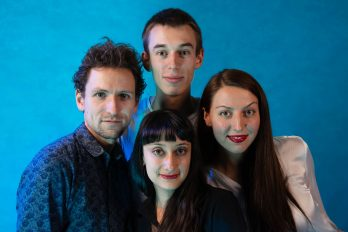 Concert Fleur Bleue: Festival de Jazz Européen d'Izmir