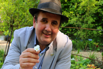 ERTELENDİ / Söyleşi: Pascal Garbe – Bitki ve kent : Tarih ve perspektif !