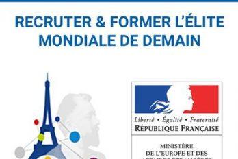 """Résultats 2020 du programme des Bourses """"Eiffel"""""""