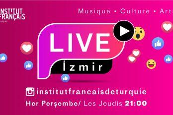 Live İzmir : Tuna Kiremitçi