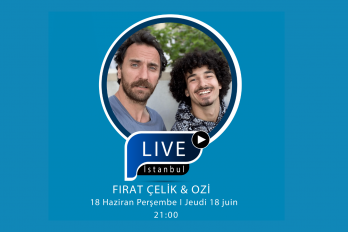 Live Istanbul – Fırat Çelik et Ozi