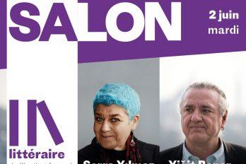 """SALON Littéraire : """"Camus dans la tourmente épidémique"""""""