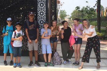 L'Institut français de Turquie à Izmir : école d'accompagnement des cours à distance du CNED
