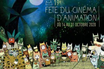 La fête du cinéma d'animation, en ligne du 14 au 31 octobre 2020