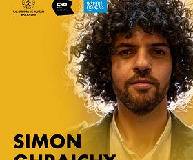KONSER: SIMON GHRAICHY CSO'DA
