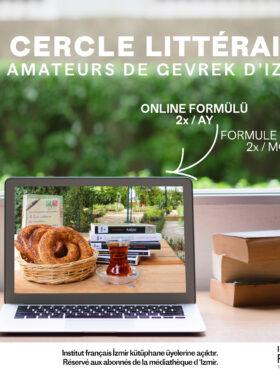 LE CERCLE LITTÉRAIRE DES AMATEURS DE GEVREK D'IZMIR