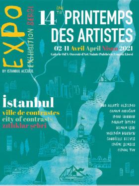 PRINTEMPS DES ARTISTES (SANATÇILARIN BAHARI) 2021