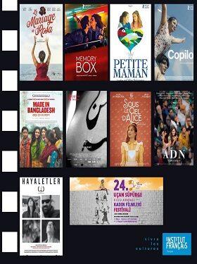 24EME FESTIVAL DE FILMS DE FEMMES BALAI VOLANT