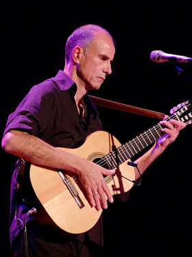 Antonio Placer ile müzikal buluşma
