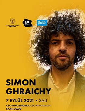 CONCERT : SIMON GHRAICHY